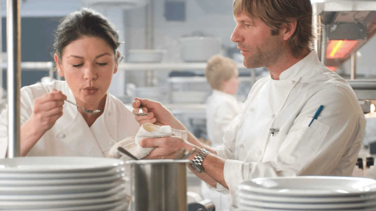 commedie romantiche sulla cucina